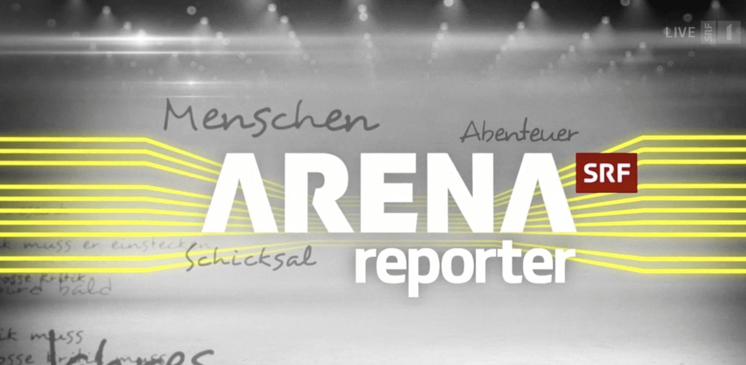 SRF Arena/Reporter